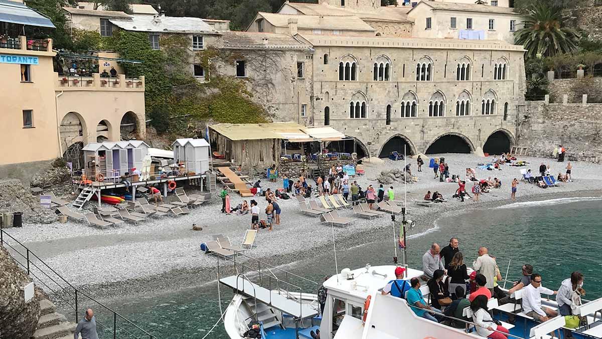 Fasten-Wandern an der Italienischen Riviera: Cinque Terre (bei Genua)